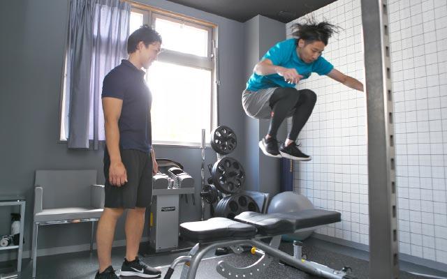 BELIONでの筋力アップのアプローチの一例を紹介
